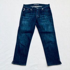 "Rock & Republic Jeans - Rock & Republic Crop Capri Jeans ""Evelyn"" Size 27"